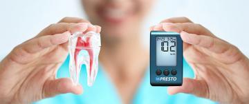 Имплантация зубов при сахарном диабете