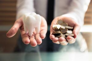 Новый зуб и деньги